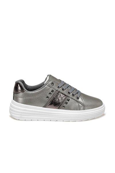 Butigo Donna Antrasit Kadın Havuz Taban Sneaker