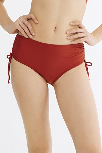 Penti Turuncu Basic Yüksek Bel Ring Bikini Altı