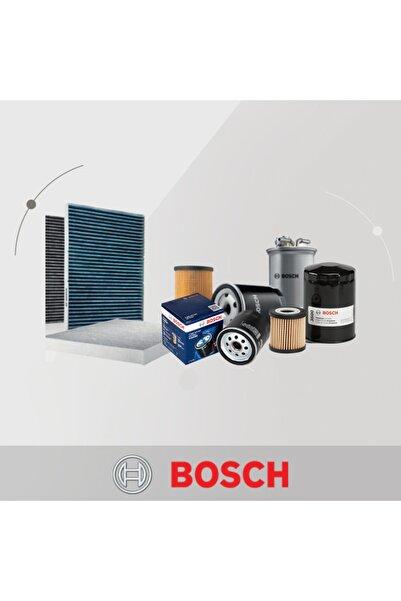 Bosch Opel Astra J 1.6 Benzinli Filtre Bakım Seti (karbonlu Polen Filtresi) (2010-2018)