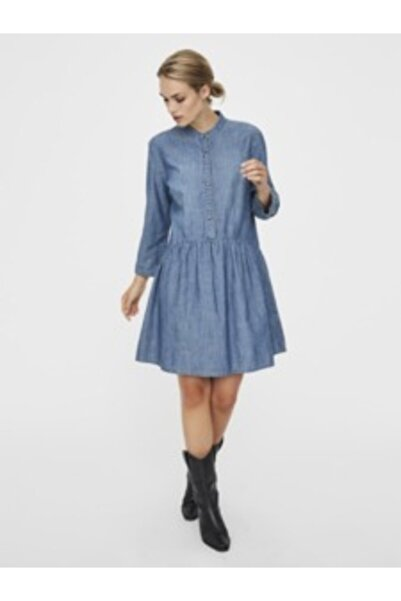 Vero Moda Bayan Kot Elbise