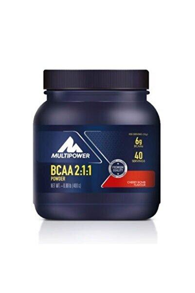 Multipower Bcaa Powder 400 G -kiraz