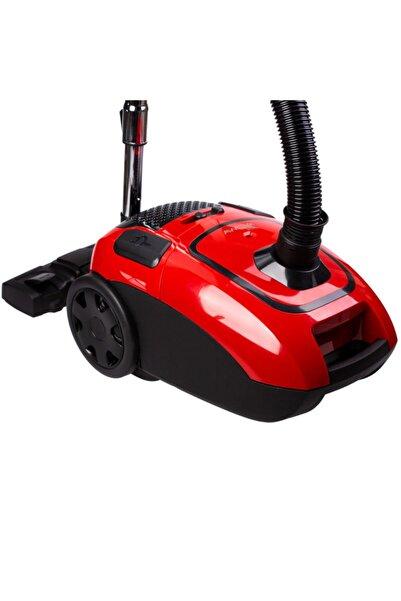 AWOX Stark Toz Torbalı Elektrikli Süpürge Kırmızı 800w Sl-306