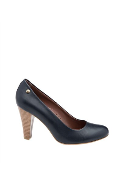 Hush Puppies Ezra Kadın Lacivert Ayakkabı