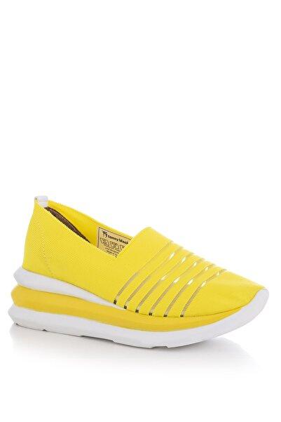 Tonny Black Kadın Spor Ayakkabı Sarı Tb1801 -> 38 -> Sarı