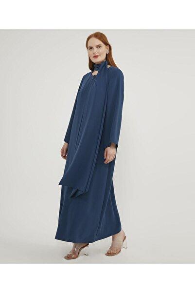 Aker Kadın Indigo Elbise V46960124