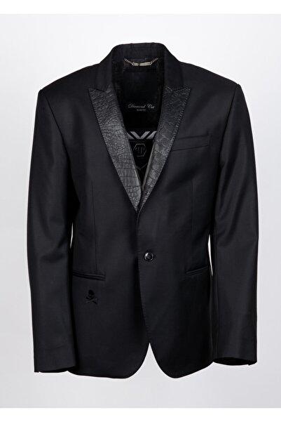 PHILIPP PLEIN Erkek Siyah Ceket