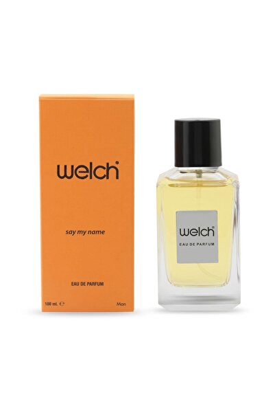Welch Say My Name Edp 100 ml Erkek Parfüm 2072850448368
