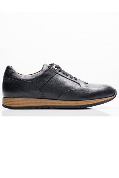 Giovane Gentile Erkek Siyah Casual Ayakkabı