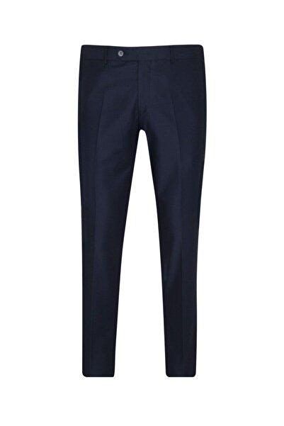 SÜVARİ Rahat Kalıp Lacivert Erkek Kumaş Pantolon