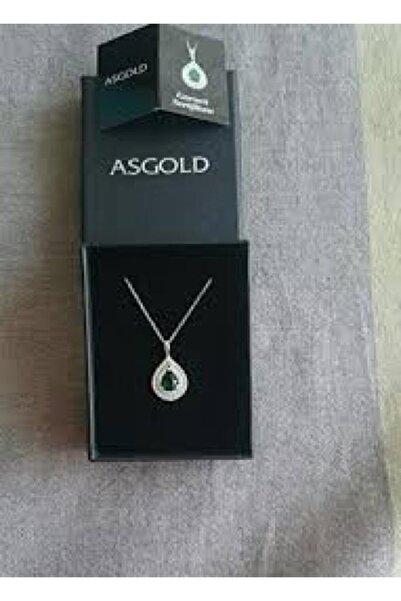 Anka Asgold Gümüş Kolye