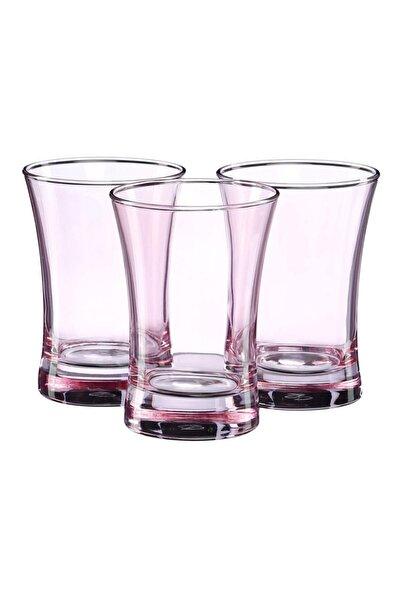 Paşabahçe Evoks Dream 3'lü Su Bardağı - Pembe
