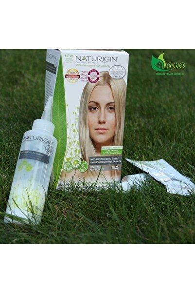 Naturigin Organik Içerikli Saç Boyası 10.2 Çok Açık Kül Sarısı