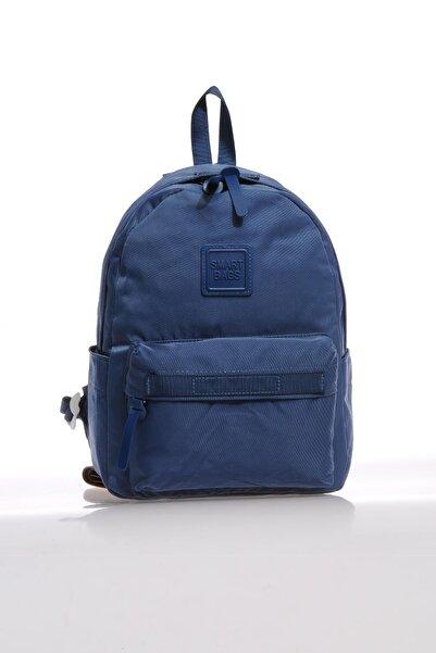 SMART BAGS Smb6002-0050 Buz Mavisi Kadın Sırt Çantası