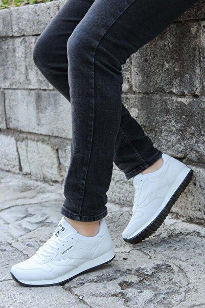 FAST STEP Beyaz Erkek Sneaker Ayakkabı 865ma5010