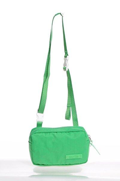 SMART BAGS Smb6000-0069 Yeşil Kadın Minik Çapraz Çanta