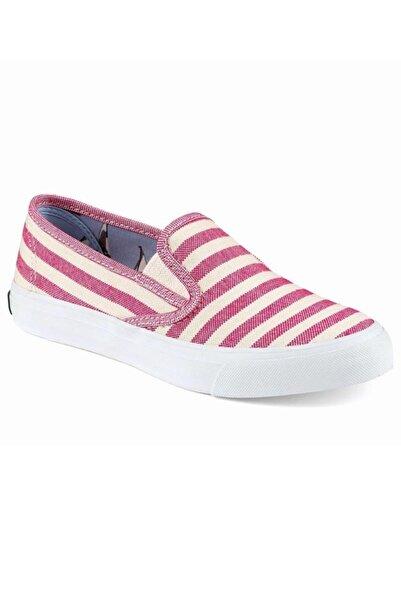 Sperry Top-Sider Seaside Günlük Kadın Ayakkabı Kırmızı/beyaz