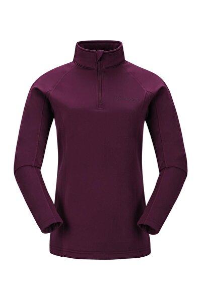 2AS Asal Kadın Yarım Fermuarlı Sweatshirt