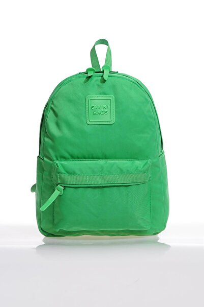 SMART BAGS Smb6003-0069 Yeşil Kadın Sırt Çantası