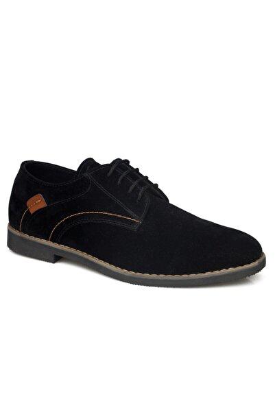 Atlanta Erkek Siyah Günlük Casual Ayakkabı