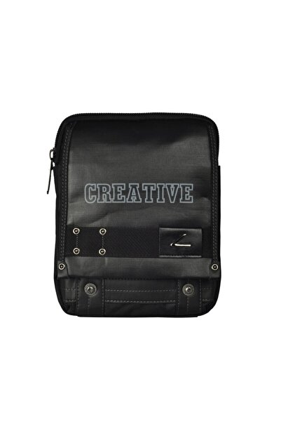 CREATIVE Crtv8552-0001 Siyah Unısex Çapraz Çanta