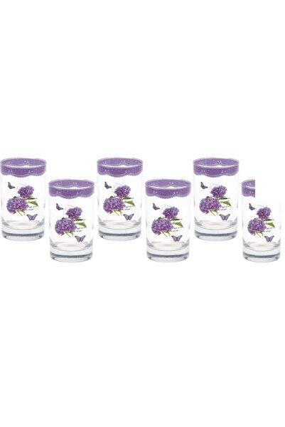 BİEV  Lia Serisi 6 Lı Kahve Yanı Kahve Su Bardağı Brt301