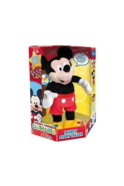 Mickey Mouse Disney Şarkı Ve Masal Söyleyen Yumuşak Figür