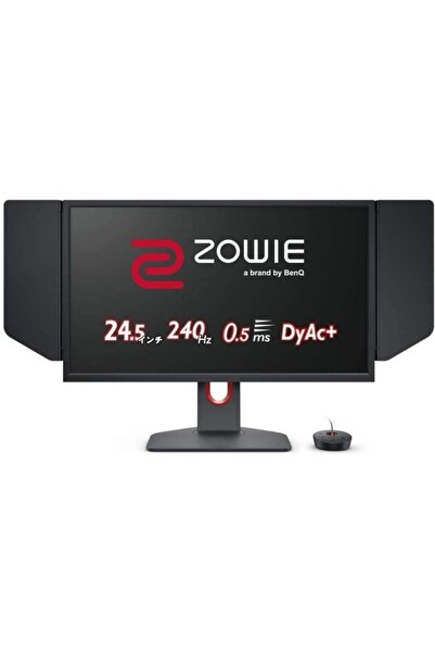 "BENQ Zowıe Xl2546k 24.5"" 0,5ms 240hz Fhd 3xhdmı Dp Tn Freesync Monitor"