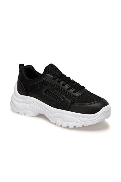 Torex Felıcıa W Siyah Kadın Sneaker Ayakkabı
