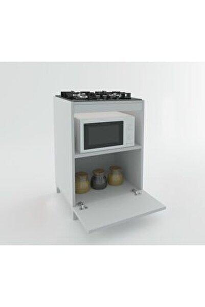 Ocak Dolabı Demi Byz Mutfak Modül Mini Fırın Ankastre Ocak Için  85*60*57 cm