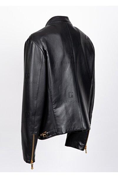 Versace Deri Ceket