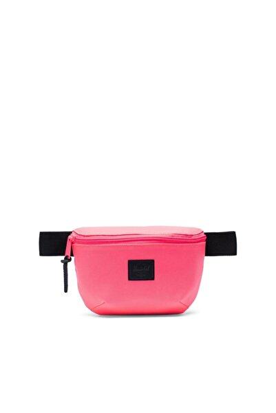 Herschel Supply Co. Herschel Supply Bel Çantası Fourteen Neon Pink/black