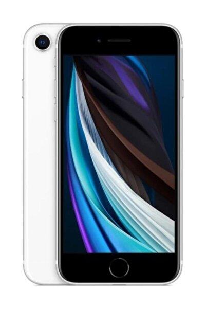 Apple Iphone Se (2020) 64 Gb Beyaz Cep Telefonu ( Türkiye Garantili)