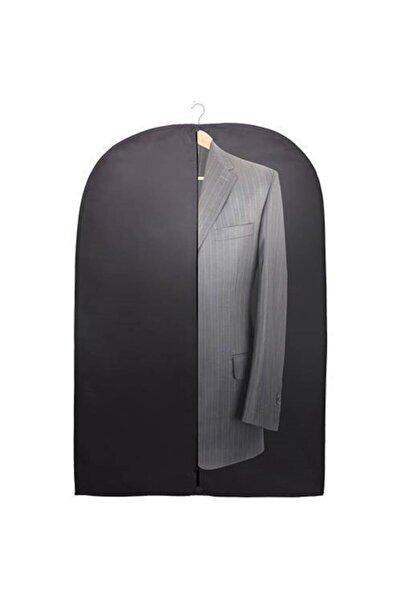 Biotech 5 Adet Fermuarlı Ceket Elbise Takım Elbise Kılıfı Koruyucu Giysi Saklama Çantası