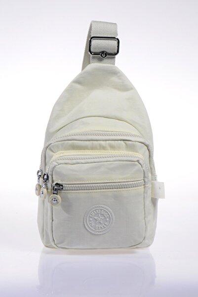 SMART BAGS Smb1044-0002 K.beyaz Kadın Body Bag