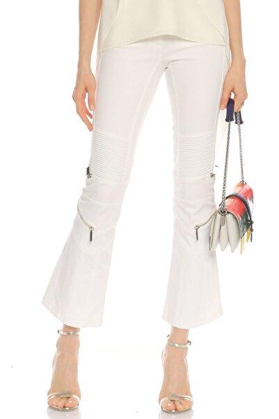 Barbara Bui Beyaz Jean Pantolon