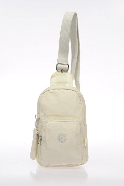 SMART BAGS Smb1236-0002 Beyaz Kadın Body Bag