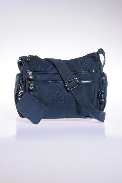 SMART BAGS Smb1115-0033 Lacivert Kadın Çapraz Çanta