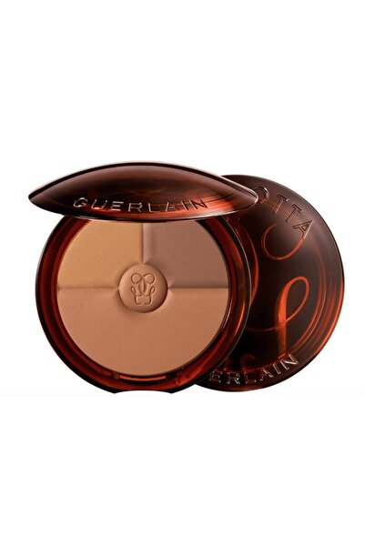 Guerlain Terracotta Sun Trio Powder Deep Pudra