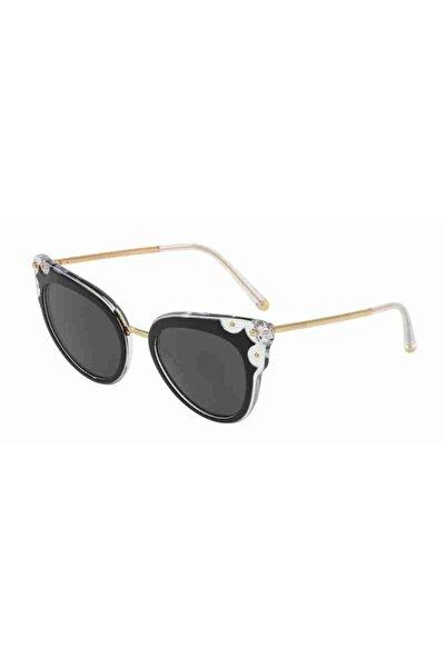 Dolce & Gabbana 4340 675/87 51 Ekartman Unisex Güneş Gözlüğü
