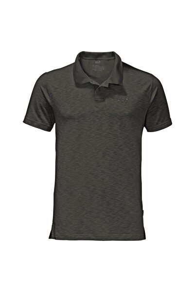 Jack Wolfskin Travel Polo Men Erkek T-shirt - 1804542-5100