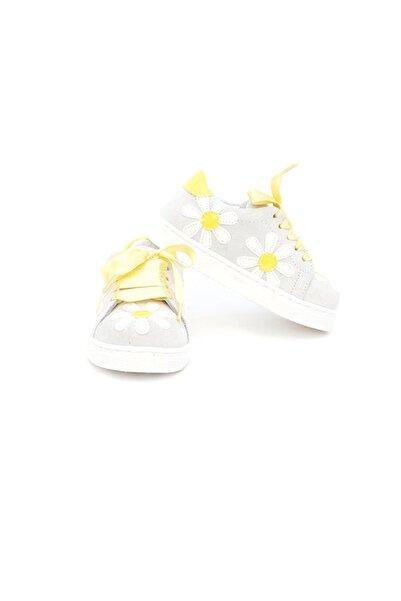 BG Baby Kız Bebek Gri Ayakkabı
