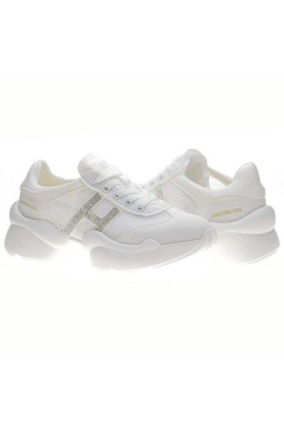 Guja 20y329-beyaz Kadın Sneaker
