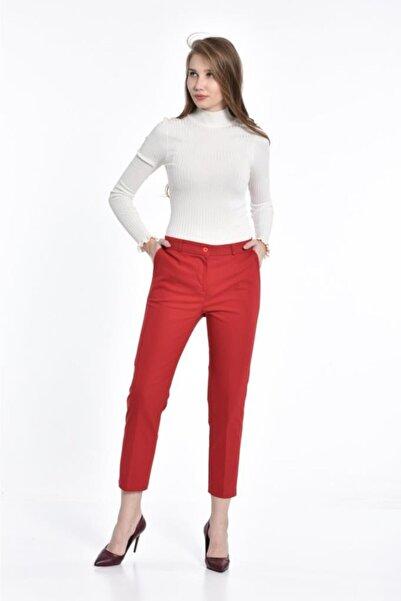 Modkofoni Dacia Kırmızı Bilek Pantolon