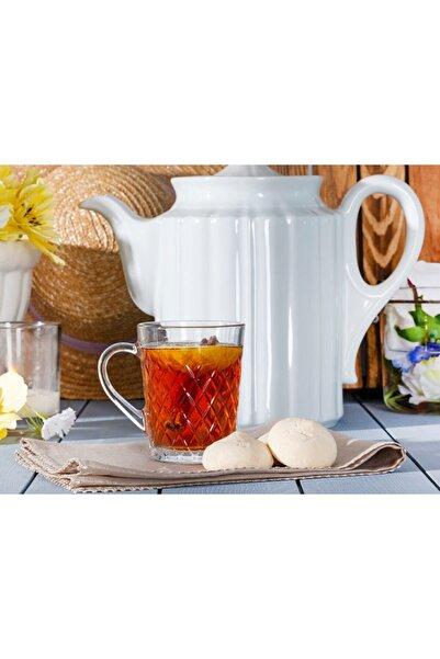 English Home Ruby Çay Fincanı 260 Ml Şeffaf