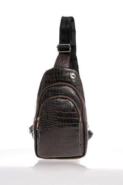 Sergio Giorgianni Luxury Sg2112 Kahve-1 Kadın Sırt Çantası