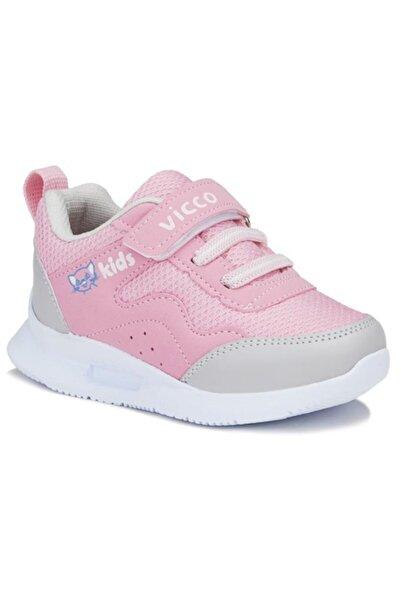 Vicco 313.b20y.513 Feliz Kız Çocuk Spor Ayakkabı Pembe 22-25