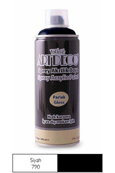 Nova Artdeco Sprey Boya 400 ml Siyah Y-400-790