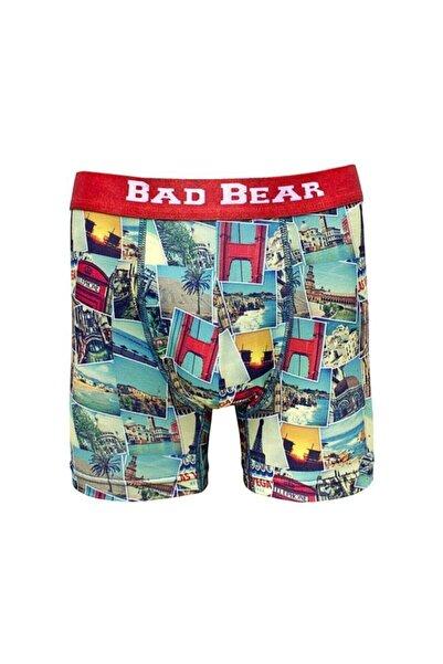 Bad Bear Erkek Baskılı Boxer 18.01.03.007