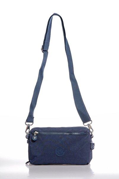 SMART BAGS Smb3062-0033 Lacivert Kadın Bel Ve Çapraz Çanta