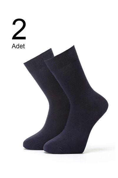 ORBİS 2'li Erkek Parfümlü Düz Çorap 4452-a2